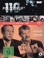 Polizeiruf 110 - MDR-Box 6 (2003 - 2005)
