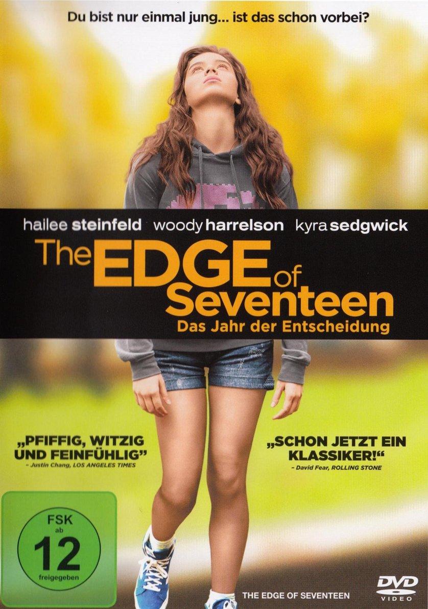 the edge of seventeen das jahr der entscheidung