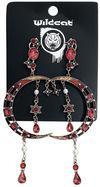 Wildkitten® Moon Eclipse Earrings powered by EMP (Ohrstecker-Set)