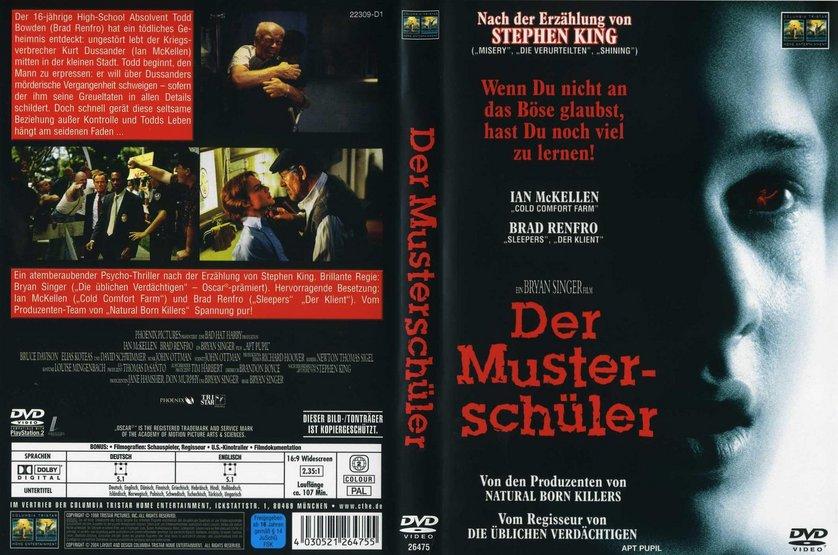 Der Musterschüler: DVD oder Blu-ray leihen - VIDEOBUSTER.de