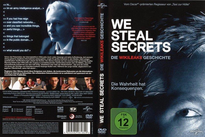 We Steal Secrets: DVD oder Blu-ray leihen - VIDEOBUSTER.de