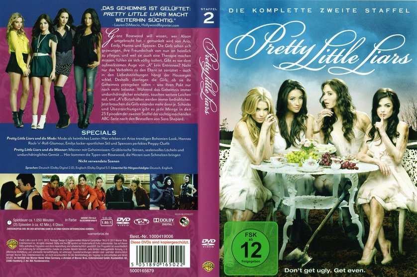 pretty little liars staffel 1 online deutsch