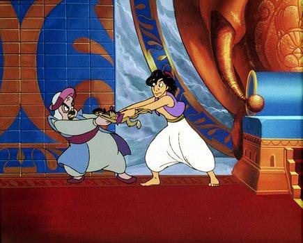 Aladdin 2 - Dschafars Rückkehr