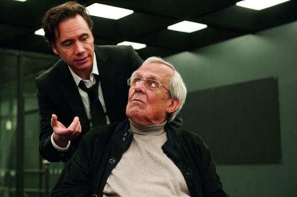 Michael Bully Herbig und Hildebrandt in 'Zettl' © Warner