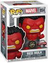 Hulk Red Hulk (Chase Edition möglich!) Vinyl Figur 854 powered by EMP (Funko Pop!)
