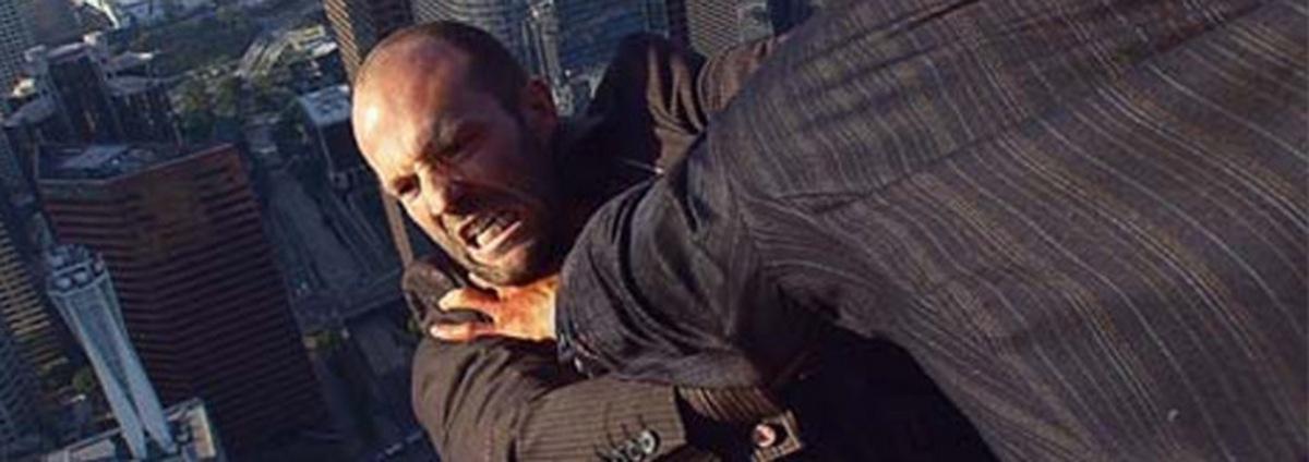 Jason Statham: Actionheld Statham macht seine Stunts selbst