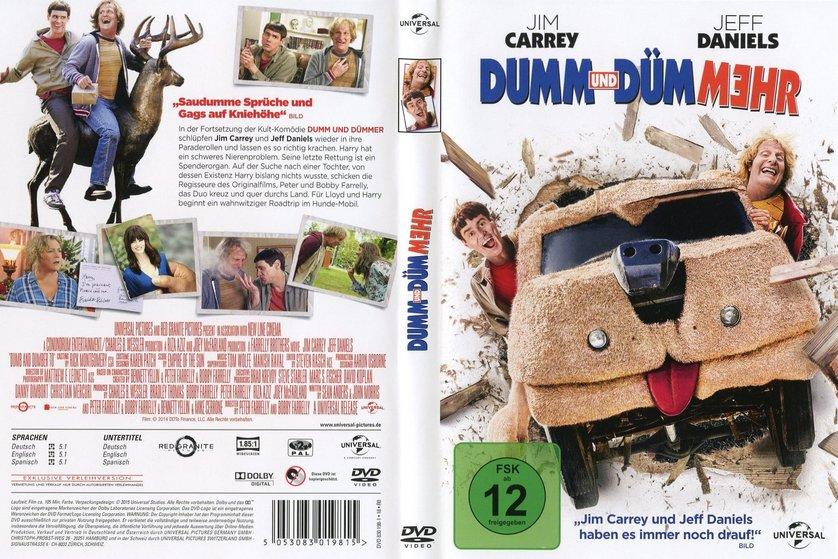 Dumm Und Dümmer Dvd