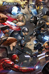 Avengers Gamerverse - Face Off powered by EMP (Poster)