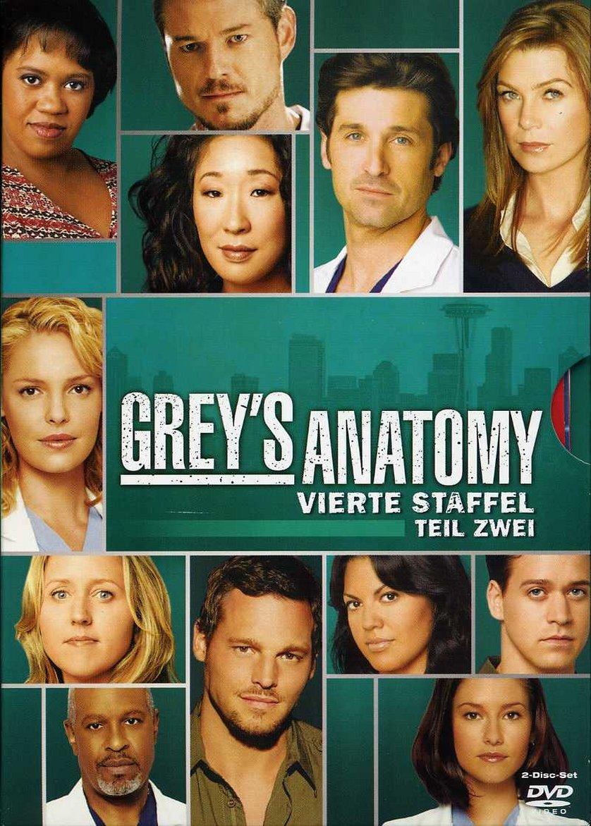 Grey\'s Anatomy - Staffel 4: DVD oder Blu-ray leihen - VIDEOBUSTER.de