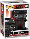 Star Wars The Bad Batch - Echo Vinyl Figur 447 powered by EMP (Funko Pop!)