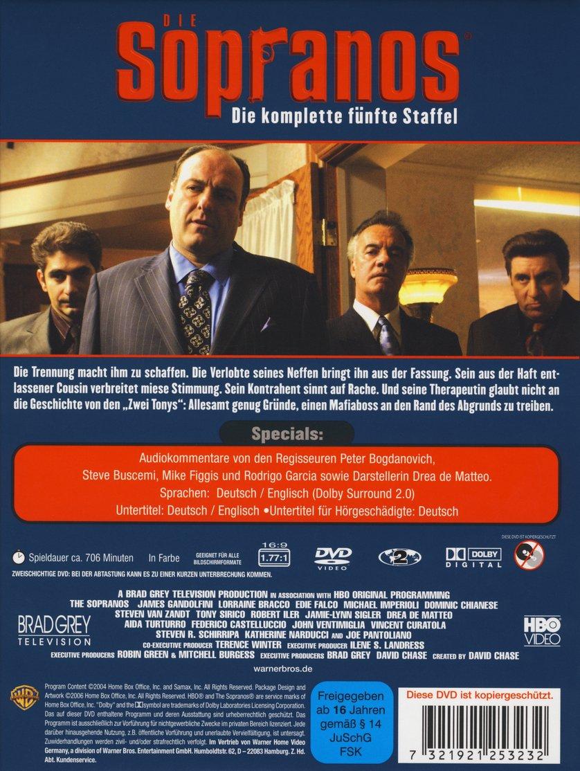 Die Sopranos Serienstream