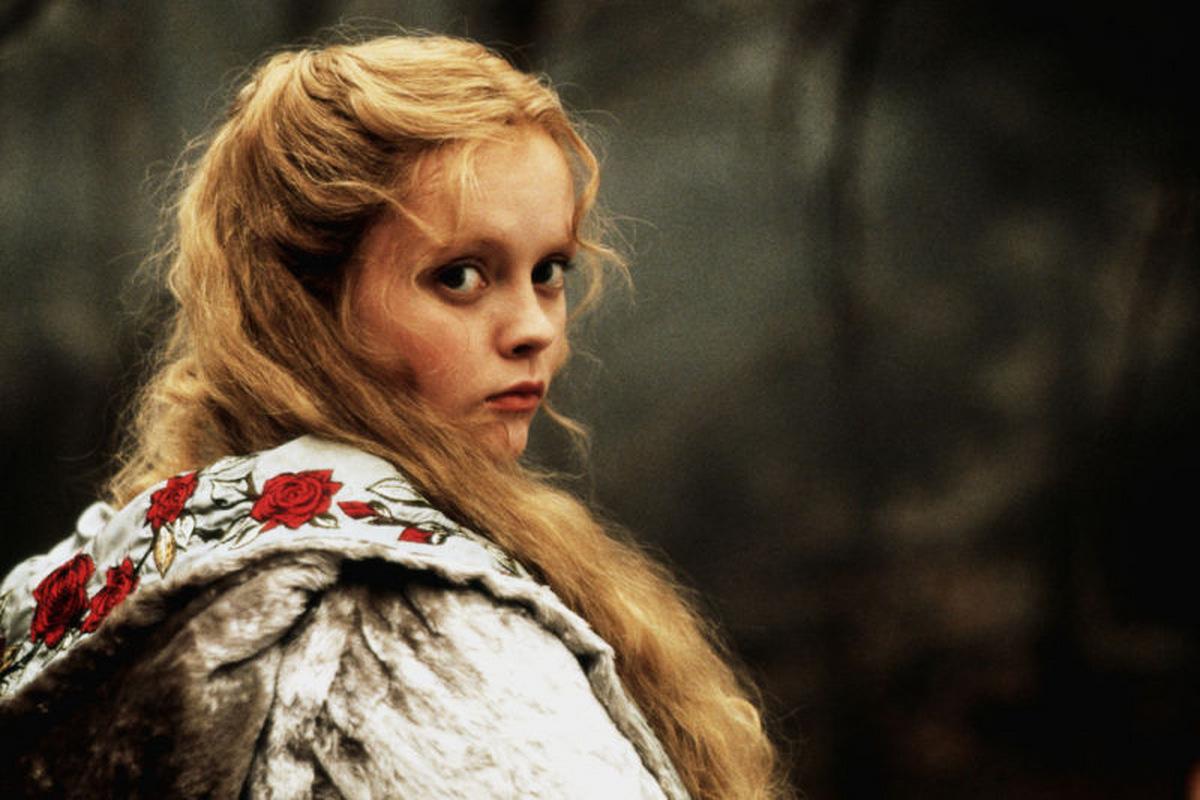 Christina Ricci in 'Sleepy Hollow' (USA/Deutschland 1999) © Constantin Film