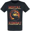 Mortal Kombat Classic Logo powered by EMP (T-Shirt)
