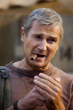 Neeson als Hannibal in 'Das A-Team' © Fox