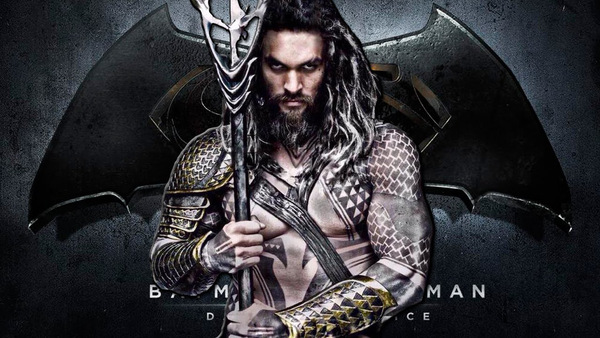 Jason Momoa in 'Aquaman' (USA, Australien 2018) © Warner Bros.