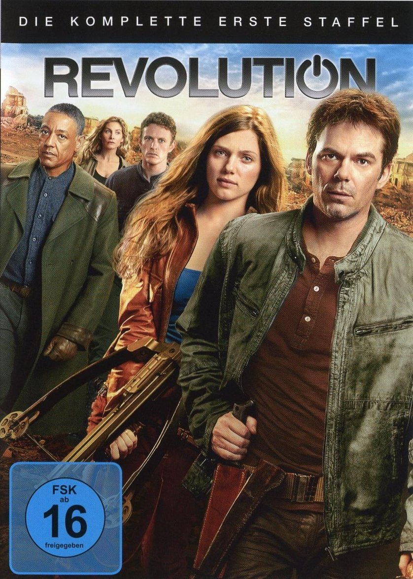 Revolution Serie Staffel 3