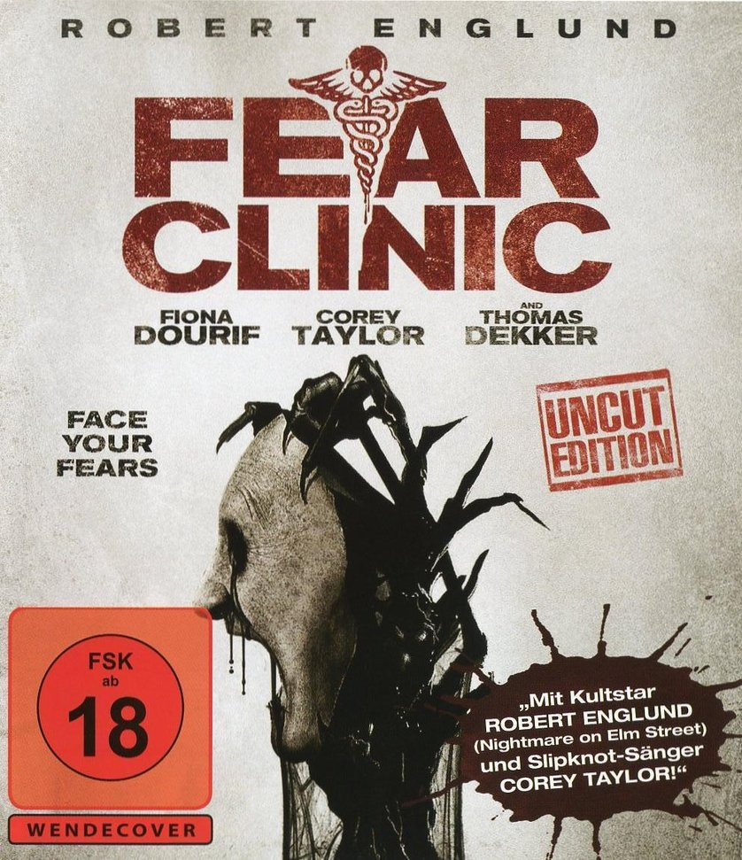 Fear Clinic Dvd Blu Ray Oder Vod Leihen Videobusterde