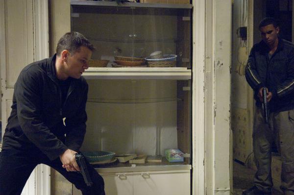 Matt Damon in 'Das Bourne Ultimatum' © Universal 2007