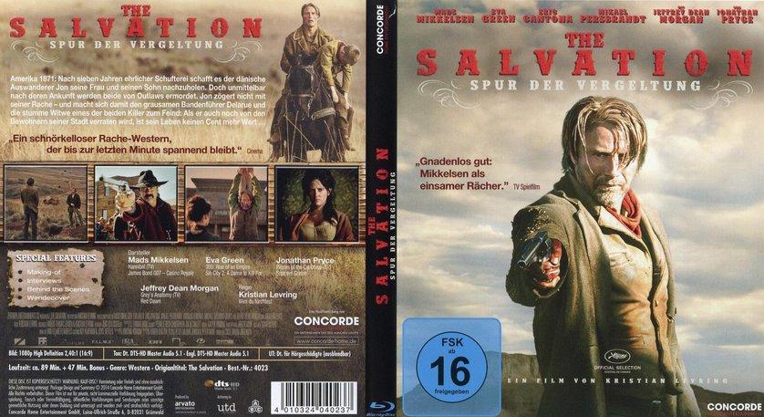 the salvation – spur der vergeltung