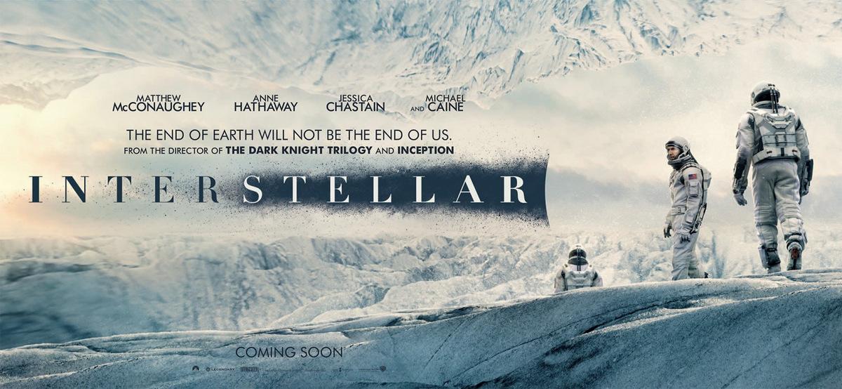 Die neue Nummer 1 in den deutschen Kinos: Christopher Nolans 'Interstellar' (Großbritannien/USA 2014) © Warner Bros.