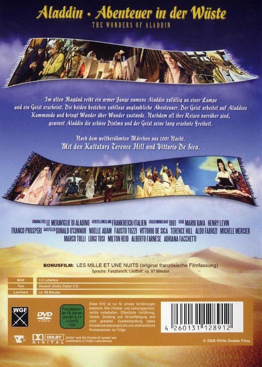 Aladdin Abenteuer In Der Wüste