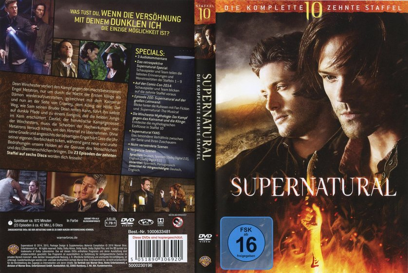 Supernatural Staffel 10 Folgen