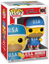 Die Simpsons USA Homer Vinyl Figur 905 powered by EMP (Funko Pop!)