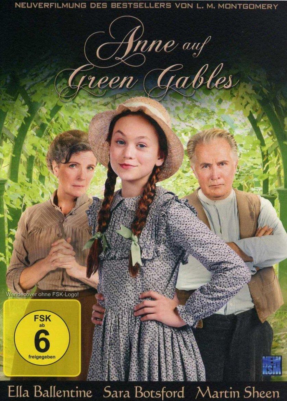 Anne Auf Green Gables Dvd Oder Blu Ray Leihen