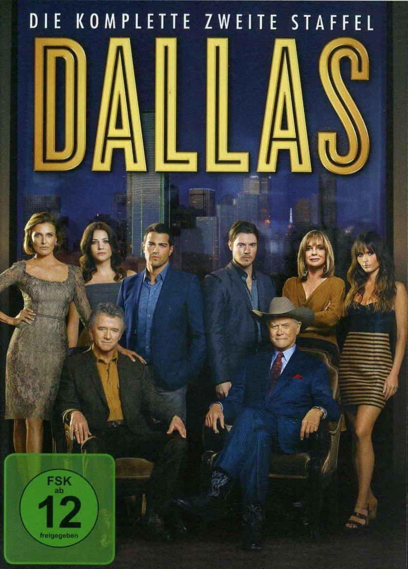 Dallas Staffel 2