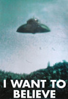 I Want To Believe I Want To Believe powered by EMP (Poster)