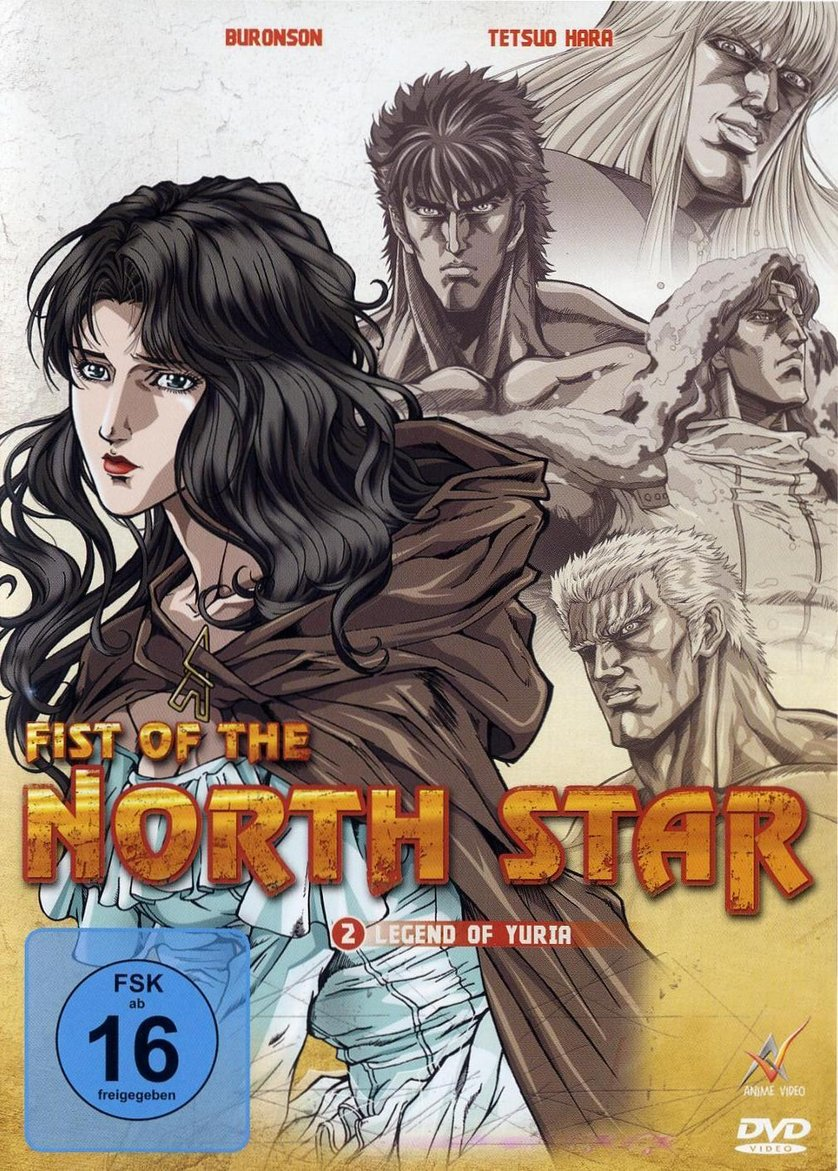 Fist Of The North Star Legend Of Kenshiro Stream German