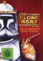 Star Wars - The Clone Wars - Staffel 1