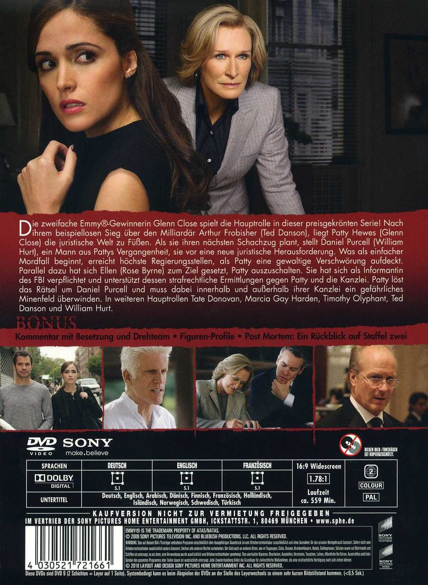 damages staffel 5