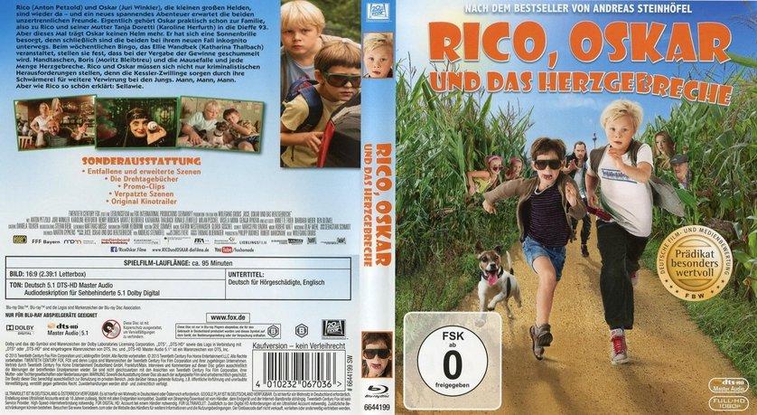 Rico Oskar Und Das Herzgebreche Dvd Oder Blu Ray Leihen Videobuster De