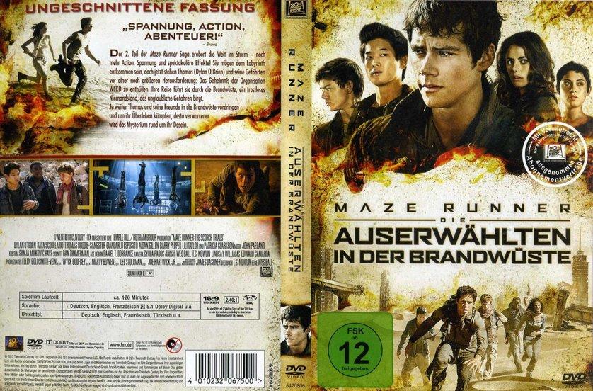 maze runner 2 deutsch