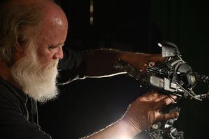 Phil Tippett bei der Arbeit © EuroVideo