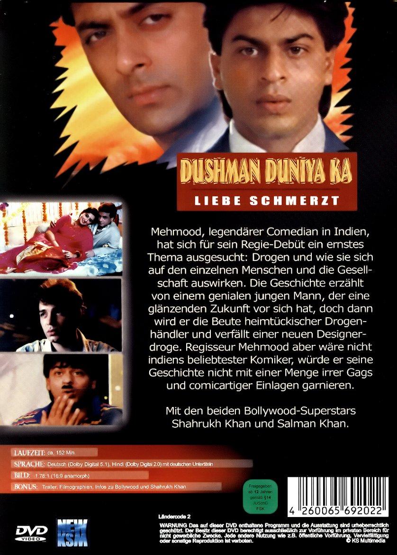 Dushman Duniya Ka Liebe Schmerzt Dvd Oder Blu Ray Leihen