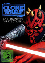 Star Wars - The Clone Wars - Staffel 4