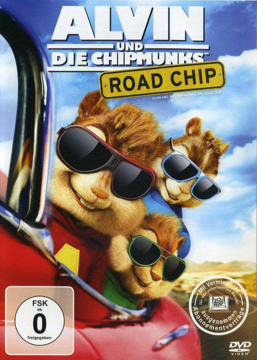 Alvin Und Die Chipmunks 4