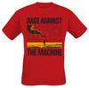Rage Against The Machine Smoke Signal powered by EMP (T-Shirt)