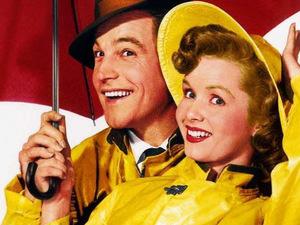 1952 in 'Singin' in the Rain' © Warner Home Video