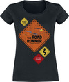 Looney Tunes Road Runner - Road Sign powered by EMP (T-Shirt)