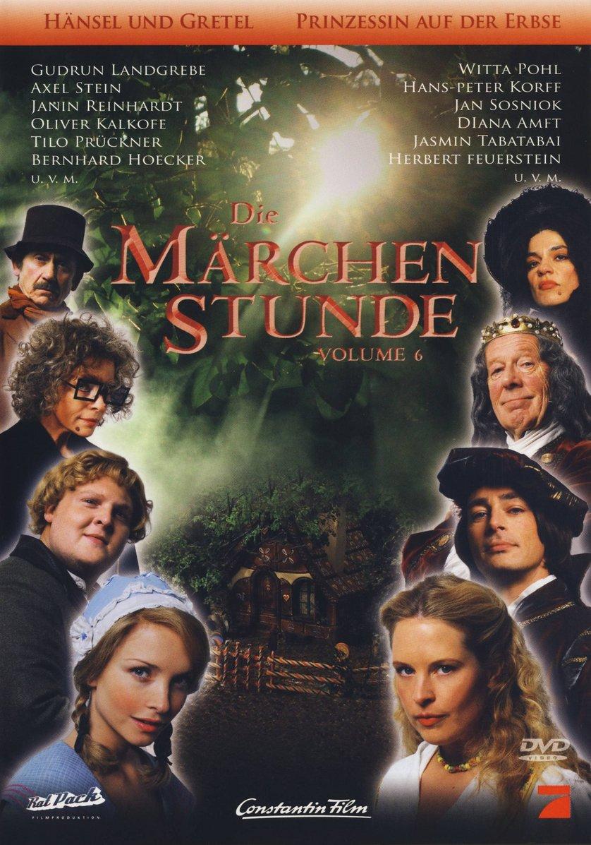 Prinzessin auf der erbse film  Die Märchenstunde - Volume 6 - Hänsel und Gretel / Die Prinzessin ...