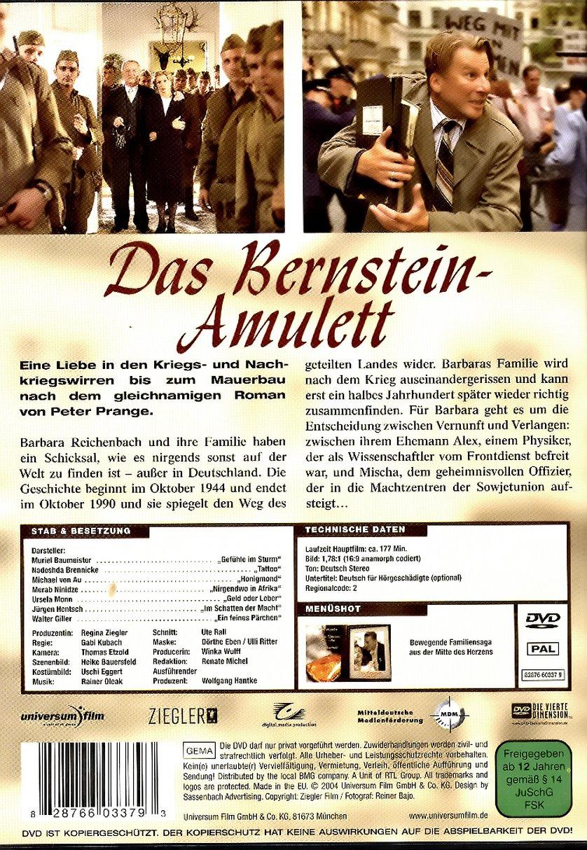 Das Bernstein Amulett