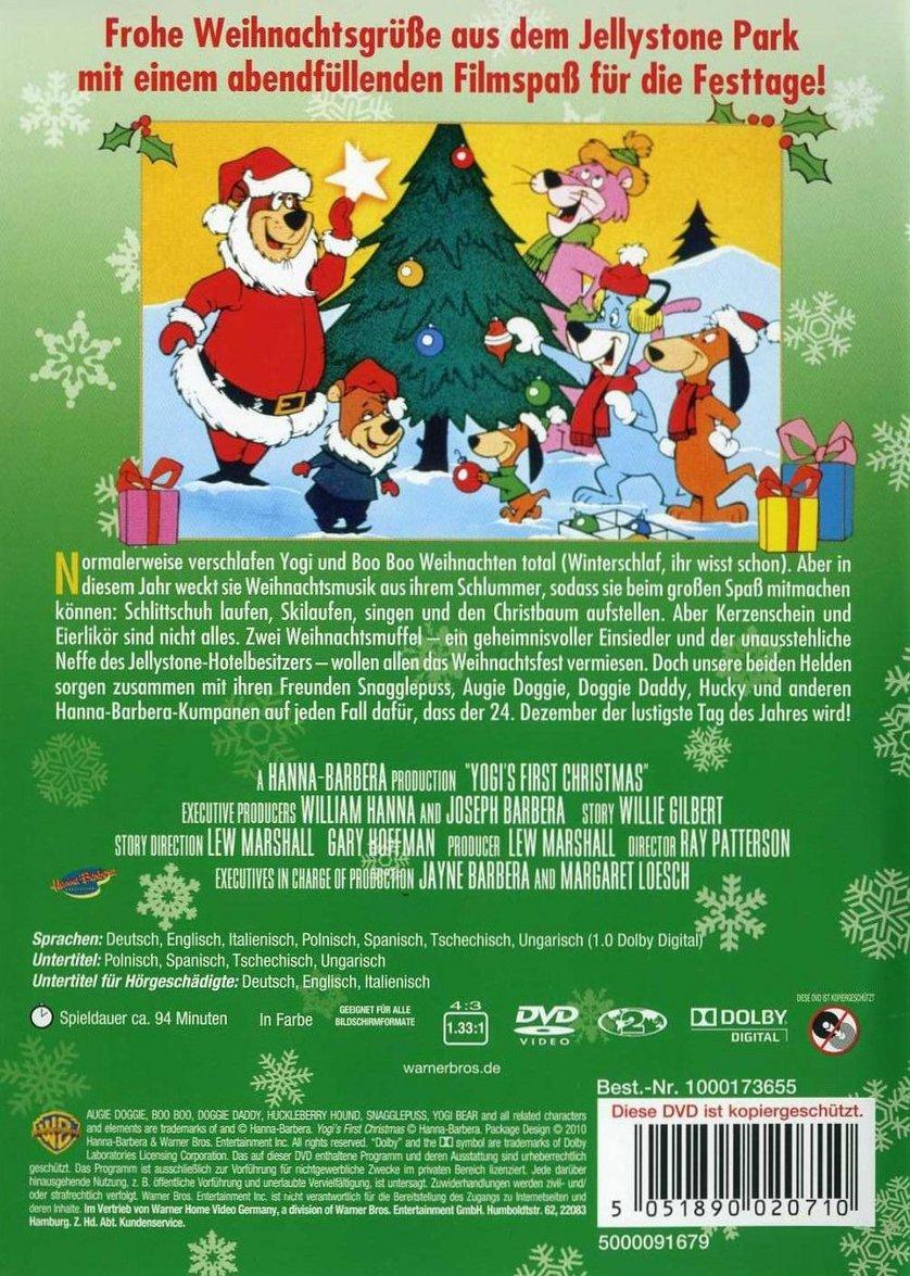 Yogi Bärs erste Weihnachten: DVD oder