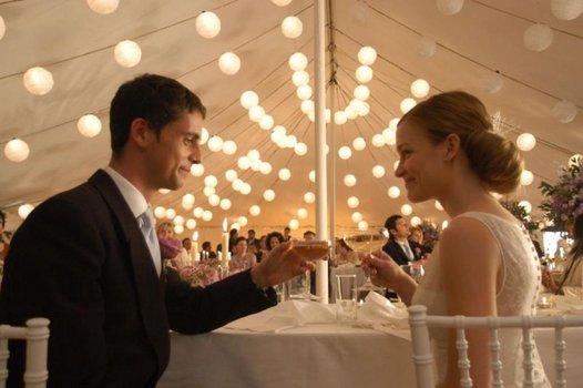 Eine Hochzeit zu dritt