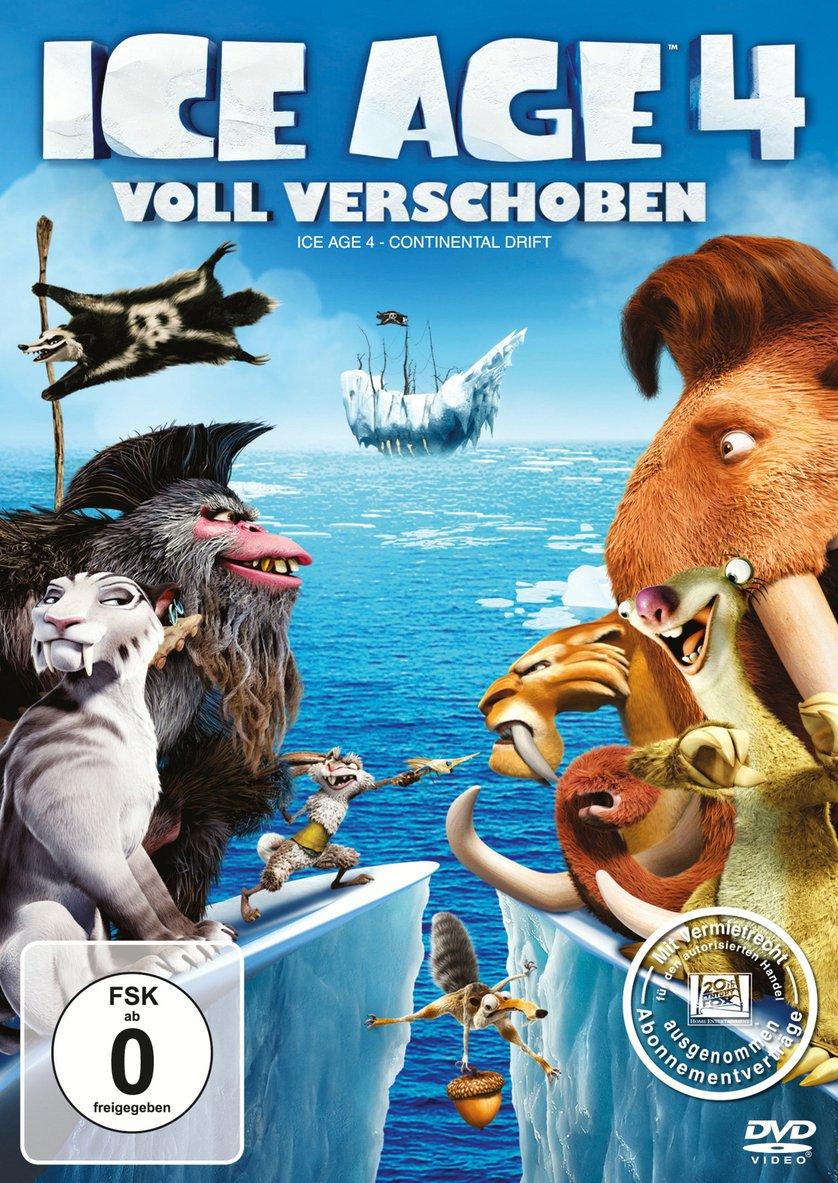 Ice Age 4 Stream Deutsch