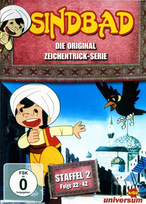 Sindbad - Staffel 2