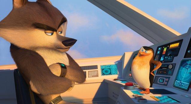 Die Pinguine aus Madagascar - Der Film