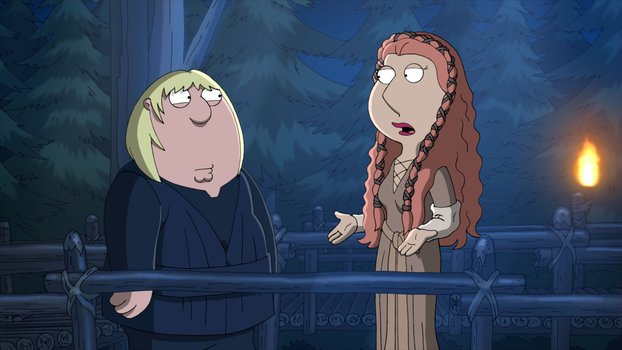 Family Guy - Es ist eine Falle!
